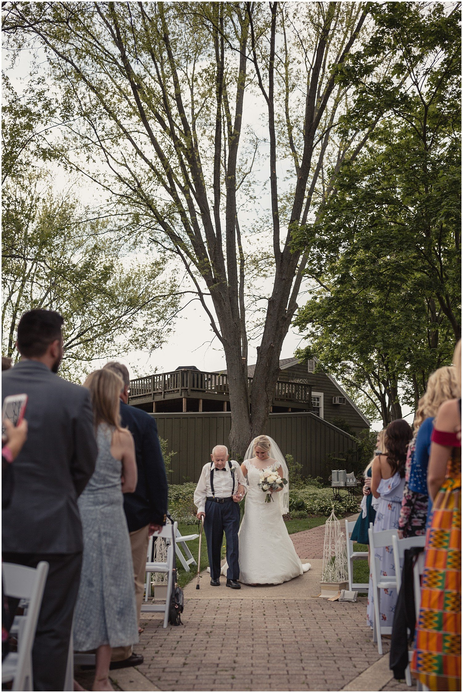 Wisconsin Lake Delavan Rosewood Wedding