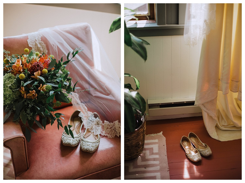 Champaign Wedding Details