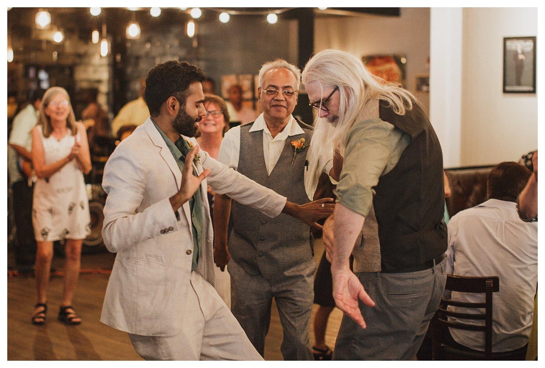 Champaign bollywood dancing wedding