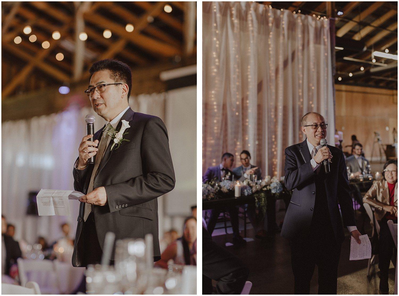thomas family farm seattle snohomish wedding reception father speeches