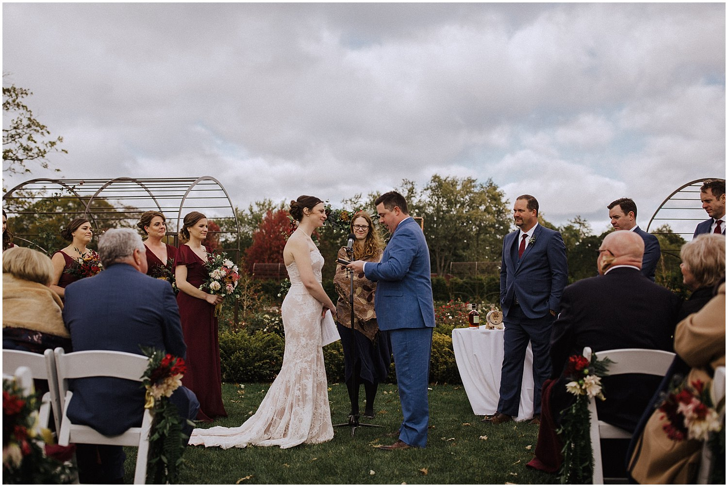 eloping with family Chicago wedding and elopement photographer Kyle Szeto