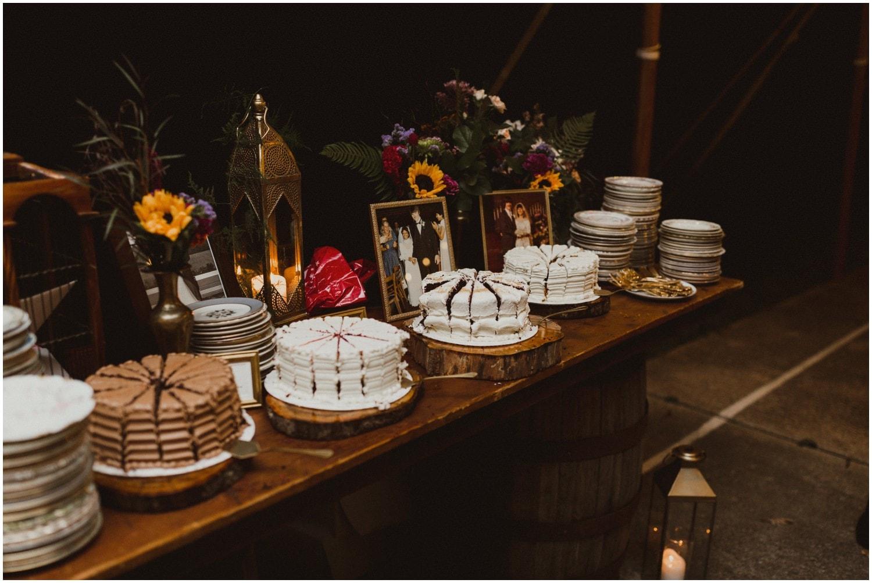 wedding cakes wisconsin wedding elopement photographer kyle szeto